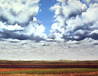 FINE OIL PAINTINGS of The Plains of Venezuela