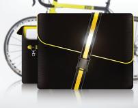 Tilt Laptop Sleeve & Messenger Bag