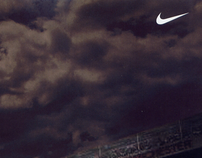 Nike x Manchester United Poster