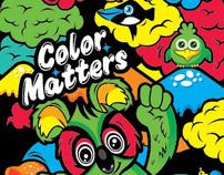 BLOCK COLOR MATTERS