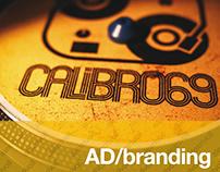 Calibro69 – Branding