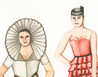Renderings (Costume Design)