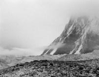 Mysterious peaks. Karakoram Project.