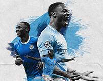 Raheem Sterling | Manchester City | Premier League