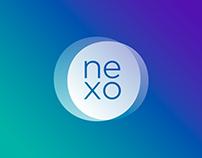 Nexo branding