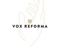 Vox Reforma | Branding