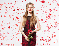 Madame Valentine 2015 collection Ad campaign