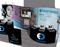 eDoorways SXSW Interactive Exhibit Booth