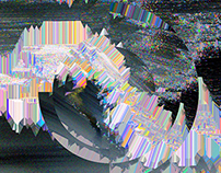 :: abstract glitchscape II ::
