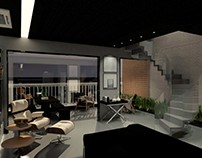 Projeto Living/ Home Theater