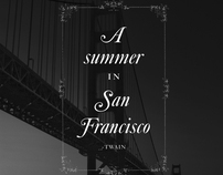 // A Summer in San Francisco // photography by d.k