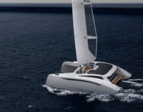 Zero Sail - Ecoyacht