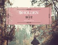 Holden Outerwear Catalog AW 11/12 / CZ X SK