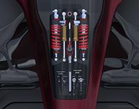 Ferrari 2021 F1 Concept