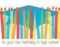 College of the Ouachitas Birthday Cards