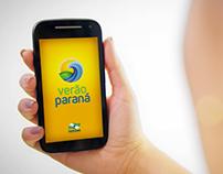 Governo do Paraná - Aplicativo Verão Paraná