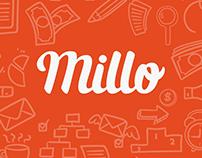 Millo Rebrand