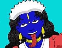 Kali today