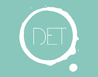 DET: Logotype design