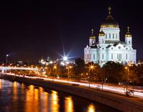 Black Moscow by Lelyana Markina