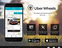 Uber Wheels (UX/UI)