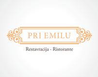Pri Emilu / rustic restaurant