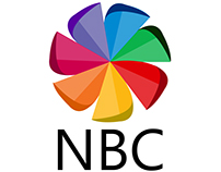 New logo of  NBC news channel