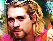 Kurt Cobain by Bridget Petrella