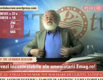 eMAG.ro - Prof. PhD Leonida Bucium, a Viral Campaign