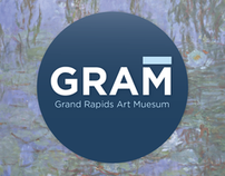 Grand Rapids Art Museum mobile app