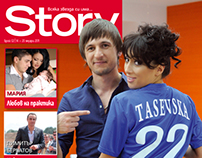 Story magazine covers 2011