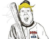 Trump: Born to USA