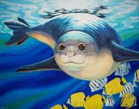 Conservation Art and Illustration