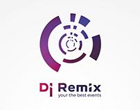 DJ Remix | Logo