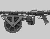 Neuroshima Weapons