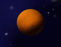 Illustrations from mars
