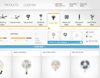 USHA International Ltd. Corporate Webesite