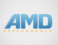 AMD Performance Logotype