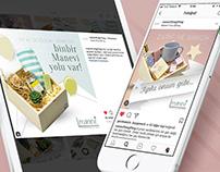 Manevi Fine Gifting Social Media
