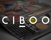 C I B O O - Food Magazine