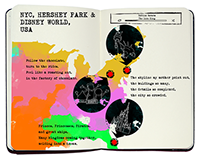 Mapping Travels Infographic