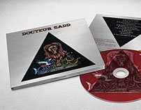 Docteur Sadd - 1997 CD Cover