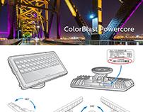 Philips ColorBlast Powercore