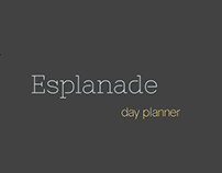 Esplanade - 135 day planner