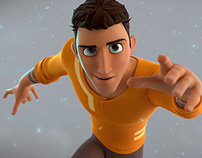 JULES by DEISIGN STUDIO | Client: Animation Mentor