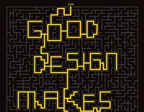Good Design Makes People Think