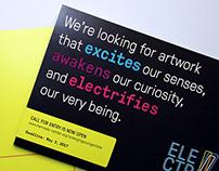 Kennedy Center | VSA Electrify branding