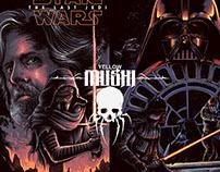 nu artwork The last Jedi