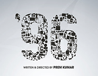 96 | MOVIE MINMAL POSTER