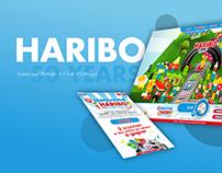 50 ans HARIBO - Game - Ui Ux Design